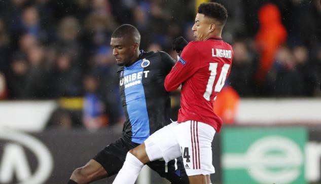 Europa League: Bruges et Manchester United se quittent dos à dos, la qualification se jouera à Old Trafford