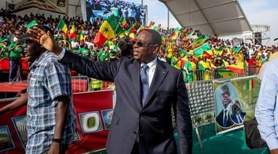 """Macky Sall : """"Je demande au ministre des Sports de travailler afin que le Sénégal puisse organiser une CAN"""""""