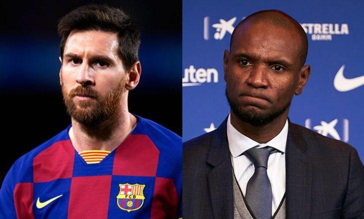 FC Barcelone: Éric Abidal revient sur sa brouille avec Lionel Messi