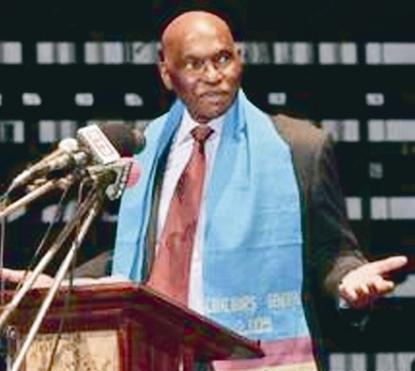Abdoulaye Wade nie le transfert de 400 milliards vers l'étranger