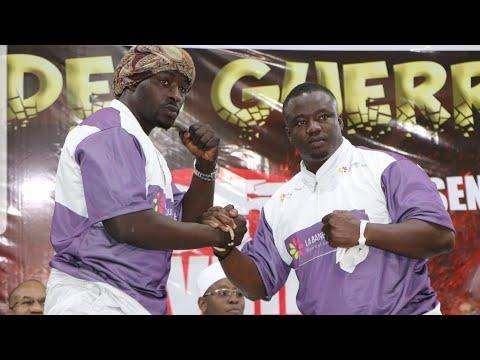 Lutte sénégalaise: la violence s'invite au face-à-face Papa Sow-Siteu