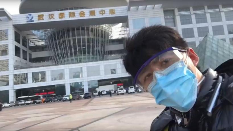 Coronavirus: disparition d'un journaliste qui couvrait l'épidémie à Wuhan