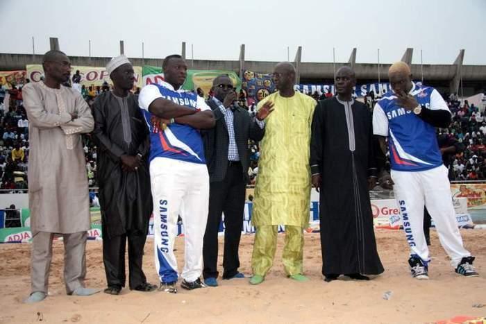 Lutte-Ama Baldé vs Gouye-Gui ce dimanche: Encore un duel entre Pikine et Guédiawaye