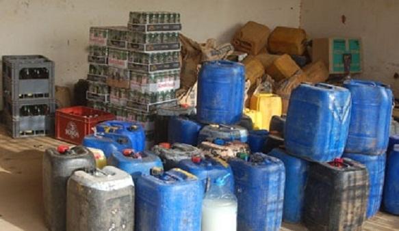Popenguine : La face cachée du pèlerinage, 4 arrestations dont 3 pour vente illicite d'alcool
