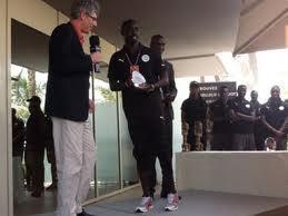 Soulier d'Or africain : Papiss Demba Cissé le premier de l'histoire