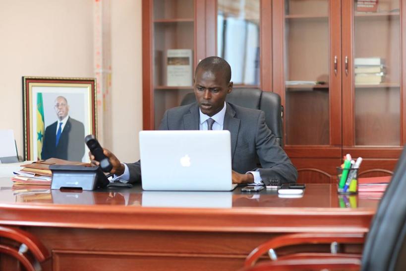 Bara Ndiaye, Directeur de la Maison de la Presse et membre de l'APR