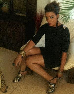 Amina la star sénégalaise du RNB prépare un nouveau single