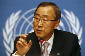 Journée des casques bleus  : Ban Ki-moon salue le sacrifice des soldats morts dans les missions onusiennes