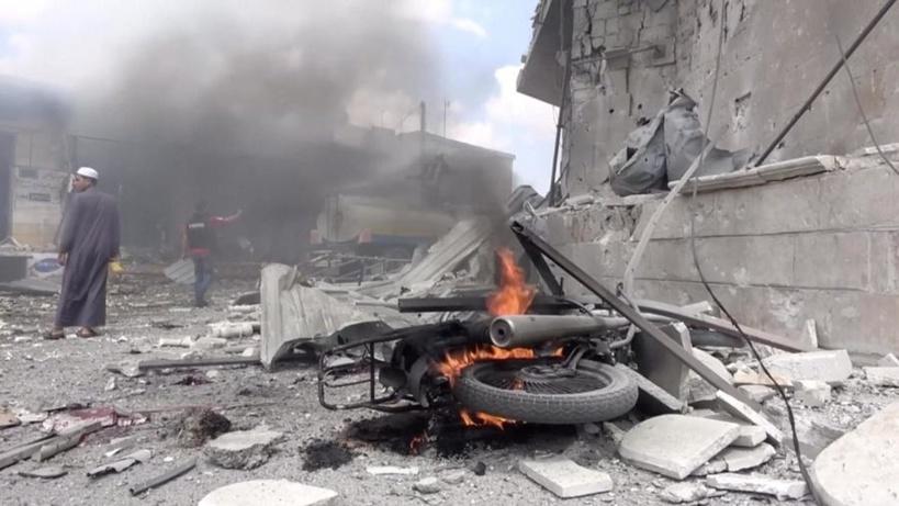 Syrie : à Idleb, 2 soldats turcs tués par l'offensive syrienne