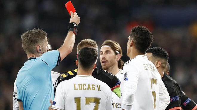 Real Madrid : le message de Sergio Ramos après la défaite contre Manchester City