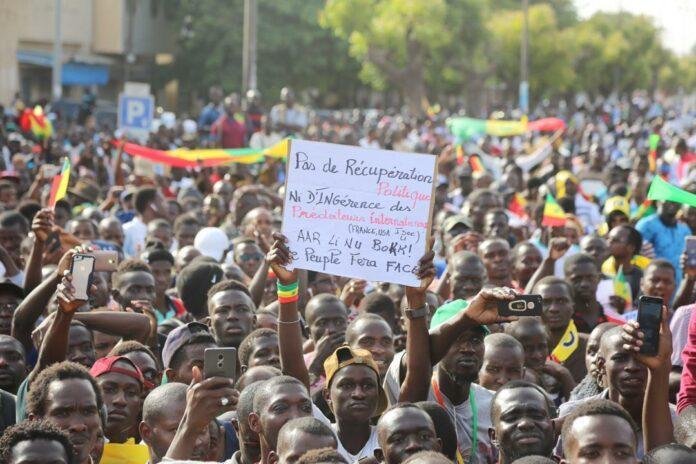 Marche vendredi: Noo Lank invite les Sénégalais à venir en masse demain