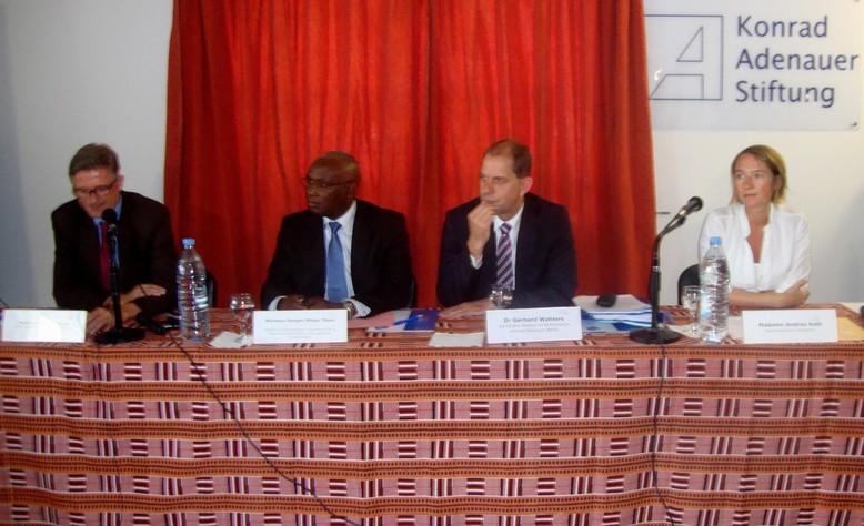 Christian Clages, Ambassadeur d'Allemagne au Sénégal : « Le Sénégal doit réussir le combat contre l'impunité… »