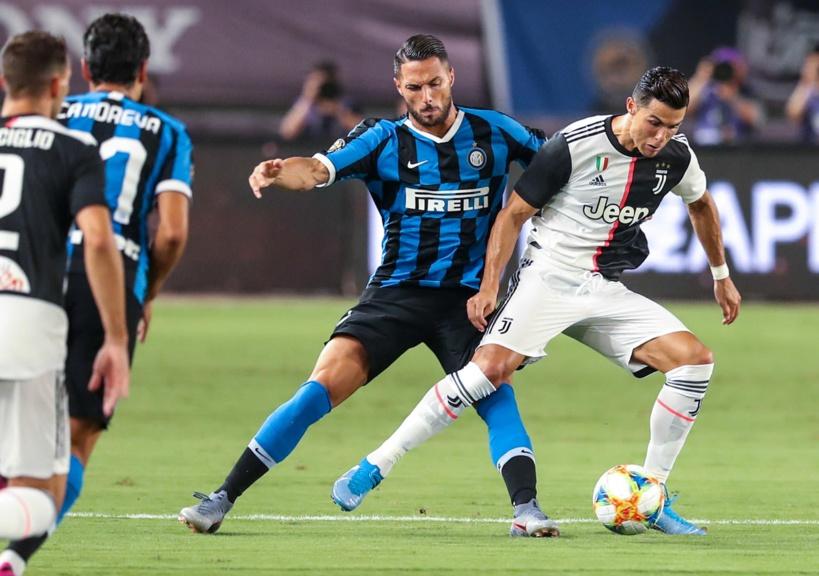 #Coronavirus - Serie A : le choc Juventus-Inter se jouera à huis clos ( Communiqué)
