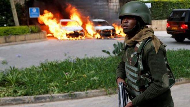 Une alerte des États-Unis sur une attaque terroriste au Kenya crée la polémique