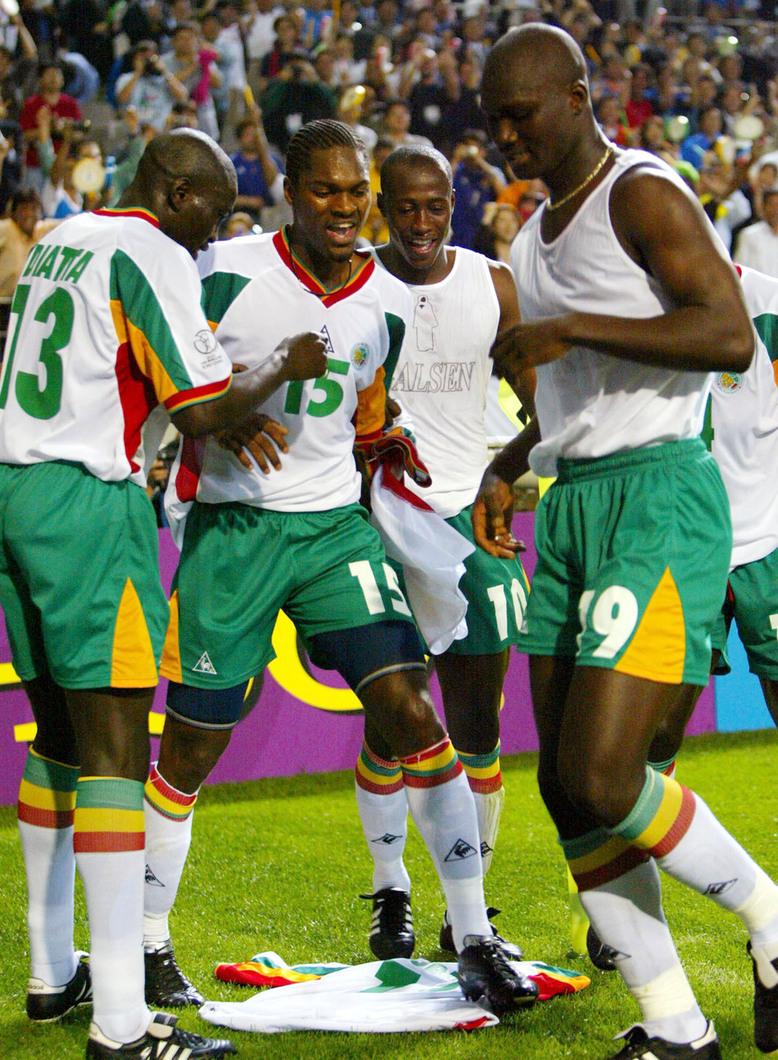 Mondial 2002-France-Sénégal (0-1) : Retour sur les déclarations d'après match