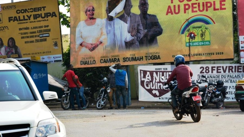 Élections en Guinée: l'armée dans la rue, la grande crainte des ONG des droits humains