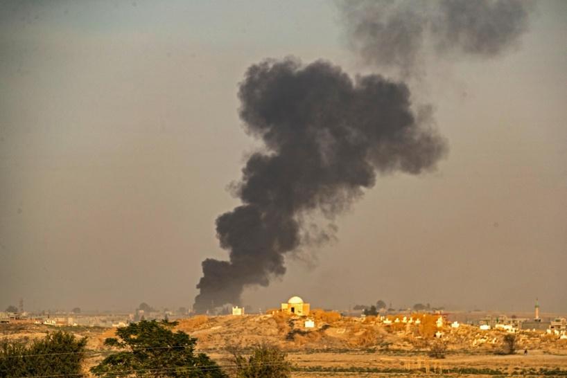 La Turquie affirme avoir détruit une «installation d'armes chimiques» en Syrie