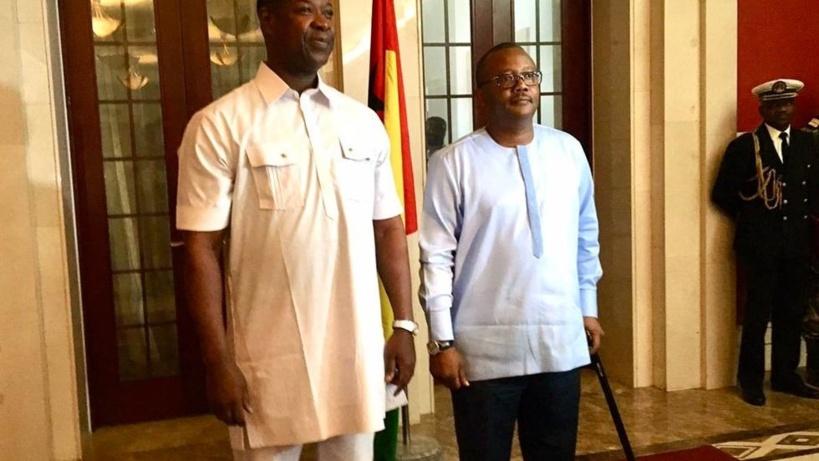 Guinée-Bissau: Umaro Sissoco Embalo investit son nouveau Premier ministre