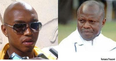 Commémoration Mondiale 2002 : El Hadji Diouf et Amara Traoré se réconcilient