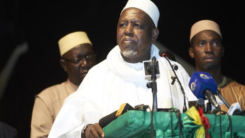 Mali: l'imam Dicko fait sa rentrée politique