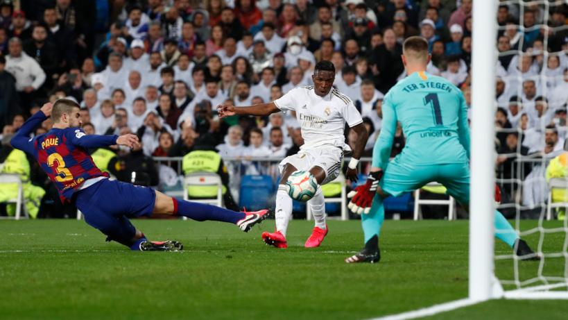Le Réal Madrid remporte le #Clasico et reprend la tête de la Liga