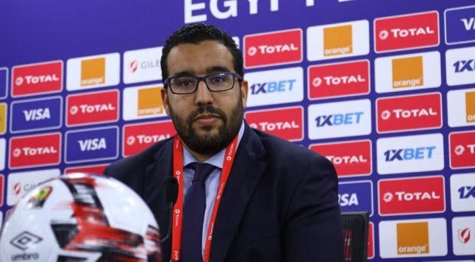 Abdelmounaïm Bah nommé Secrétaire Général par intérim de la CAF !