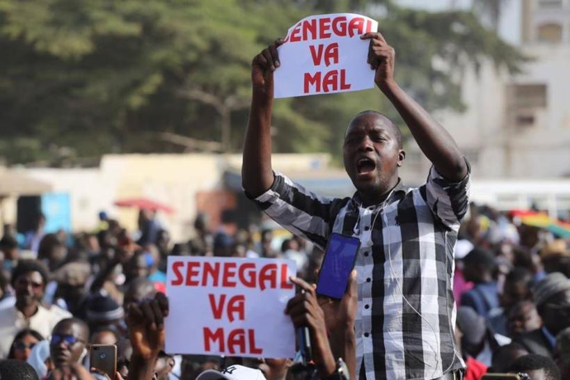 Libération de Guy Marius Sagna: Ñoo Lank sursoit à son sit-in du vendredi devant le Camp pénal et promet de continuer la lutte