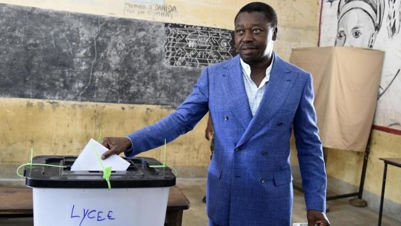 Présidentielle au Togo: la Cour constitutionnelle confirme la victoire de Gnassingbé
