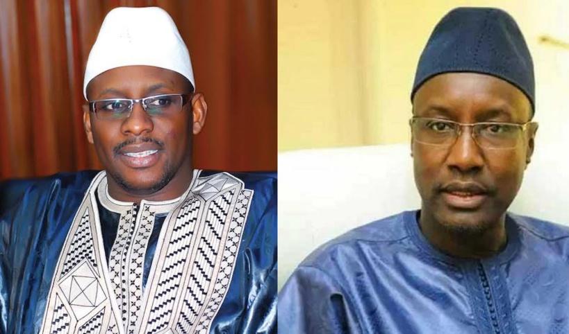 Louga: la bataille pour la mairie lancée entre Mamour Diallo et Moustapha Diop