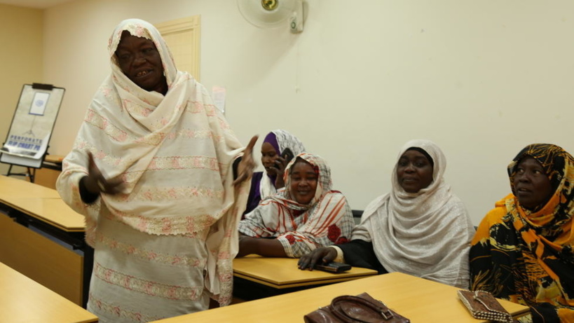 Portrait de femmes: Awadeya Mahmoud Koko, vendeuse de thé la plus célèbre du Soudan