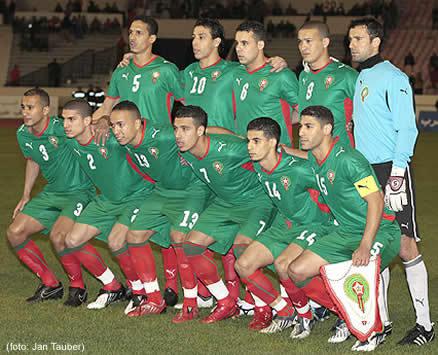 Éliminatoires mondial 2014: Le Maroc accroché en Gambée