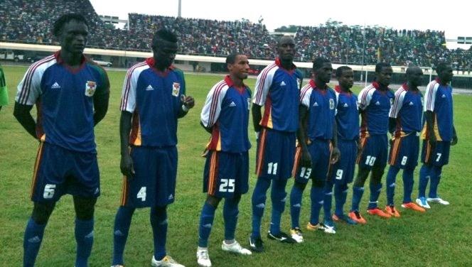 Éliminatoires mondial 2014 : Centreafrique se défait de Bostswana (2-0)