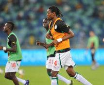 Sénégal vs Libéria: Joseph Koto pas content d'Abdoulaye Bâ