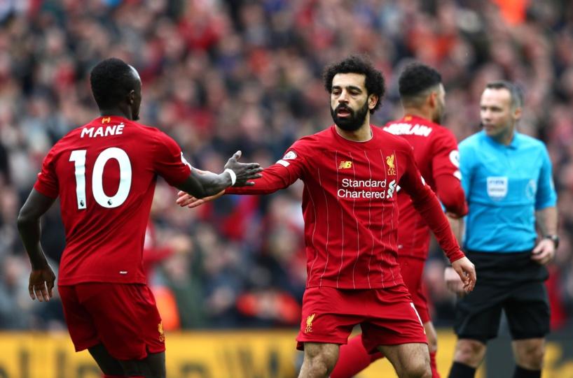 Liverpool-Bournmouth: Sadio Mané donne l'avantage aux Reds