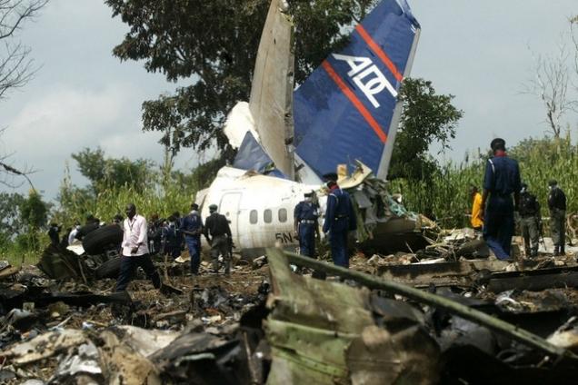 Nigeria : aucun survivant dans le crash de l'avion de Dana Air à Lagos