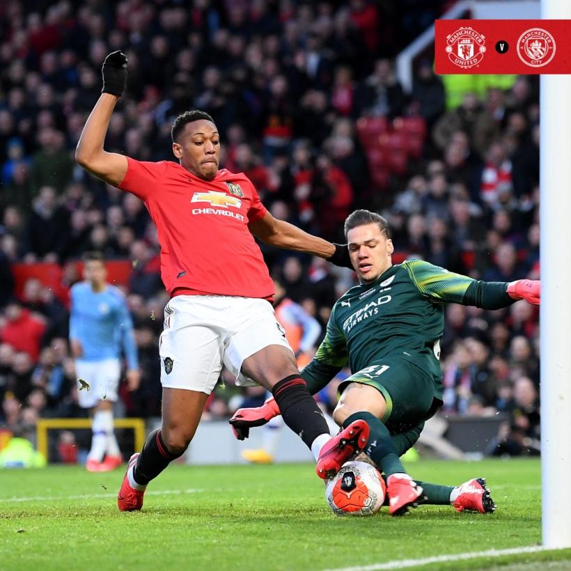 #PremierLeague - United dompte encore City dans le derby de Manchester