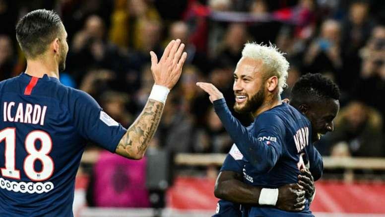 LDC: le PSG réagit face au huis clos contre le Borussia Dortmund