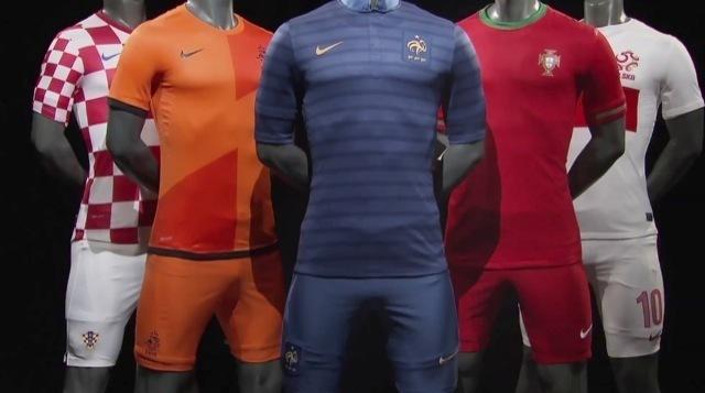 Alerte-Euro 2012: les maillots sont dangereux (étude)
