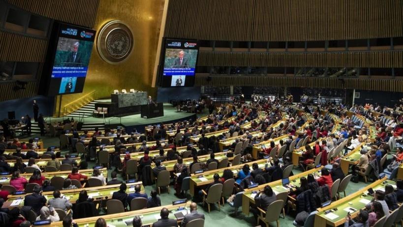 Coronavirus: l'ONU ferme son siège de New York et déclare un plan d'urgence