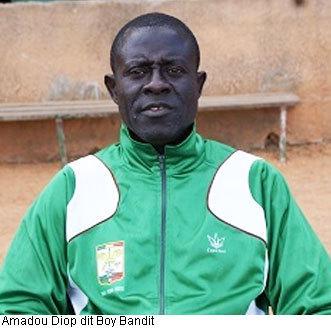 """Equipe nationale: Amadou Diop """"Boy bandit"""" pour le maintien des joueurs de Bata"""