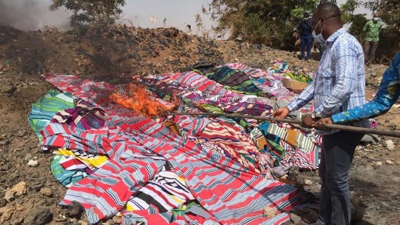 Burkina Faso : lutte contre la contrefaçon du Faso Dan Fani, un label protégé
