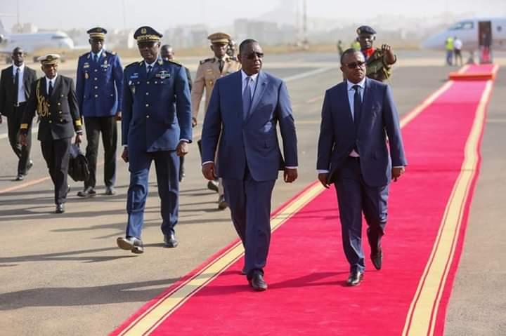 """""""Le Sénégal a obligation d'aider la Guinée-Bissau"""", selon le Président Embalo"""
