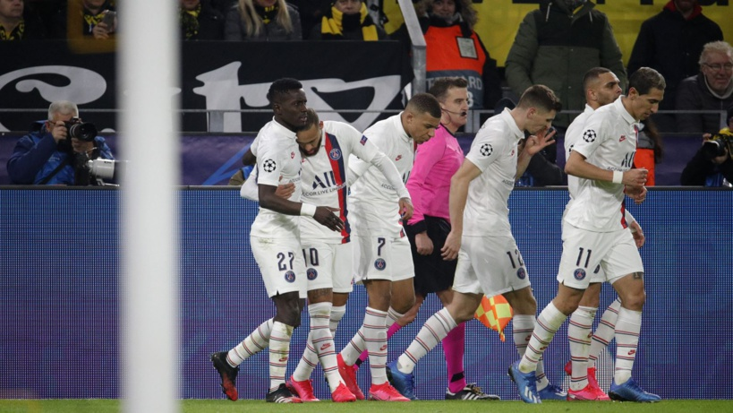 #Ldc: Officiel, le groupe du PSG pour affronter le Borrusia Dortmund