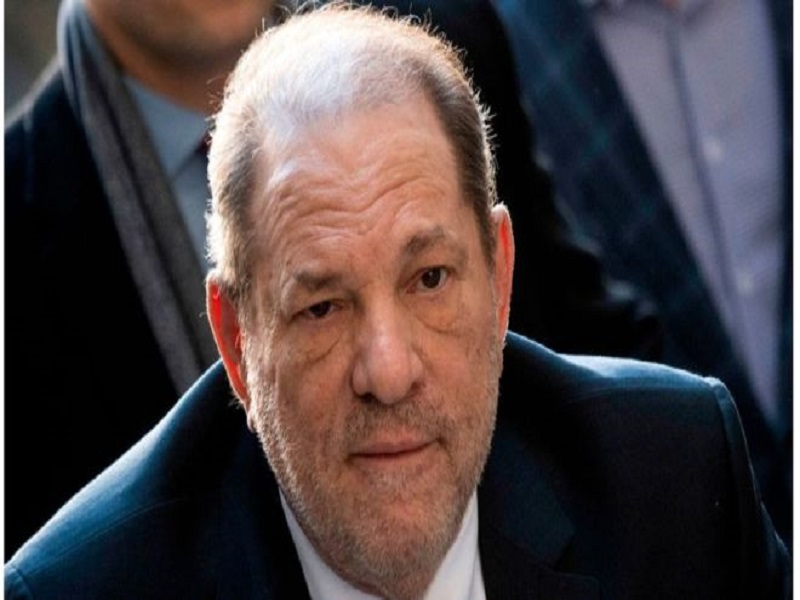 Harvey Weinstein condamné à 23 ans de prison pour viol