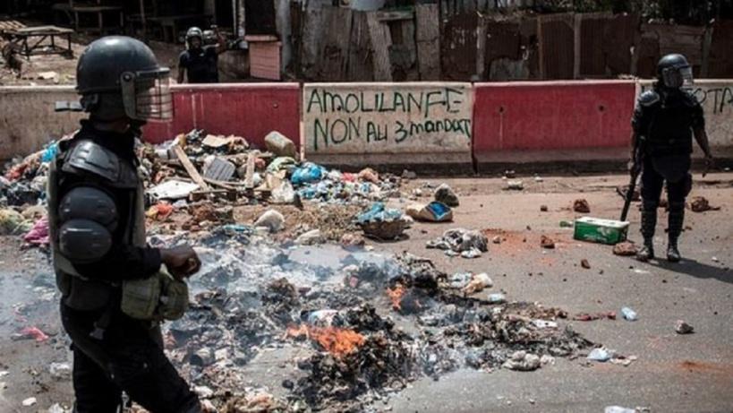 La Guinée reporte une deuxième fois son référendum