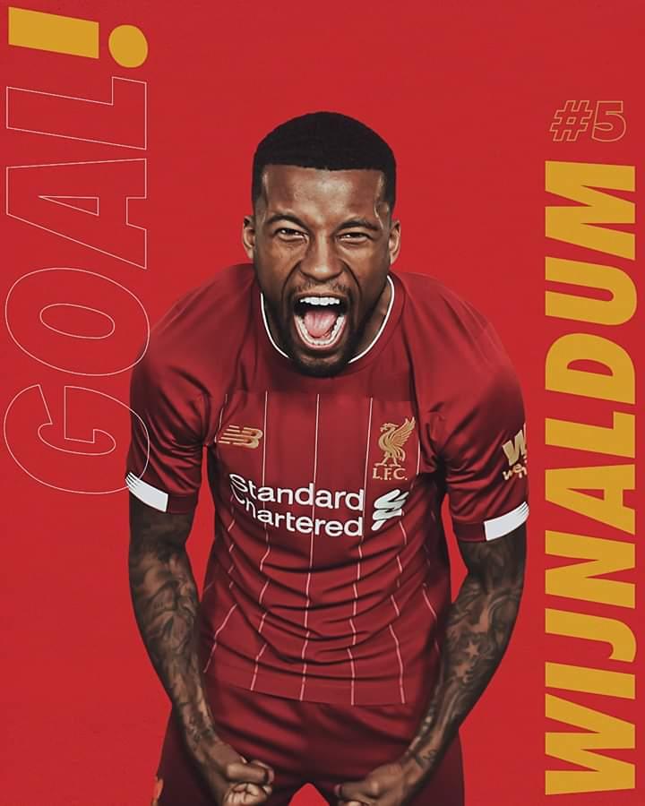 #LDC: Wijnaldum délivre Liverpool à Anfield !