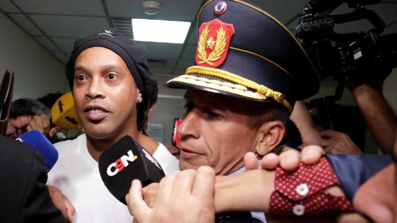 Les ennuis se poursuivent pour Ronaldinho