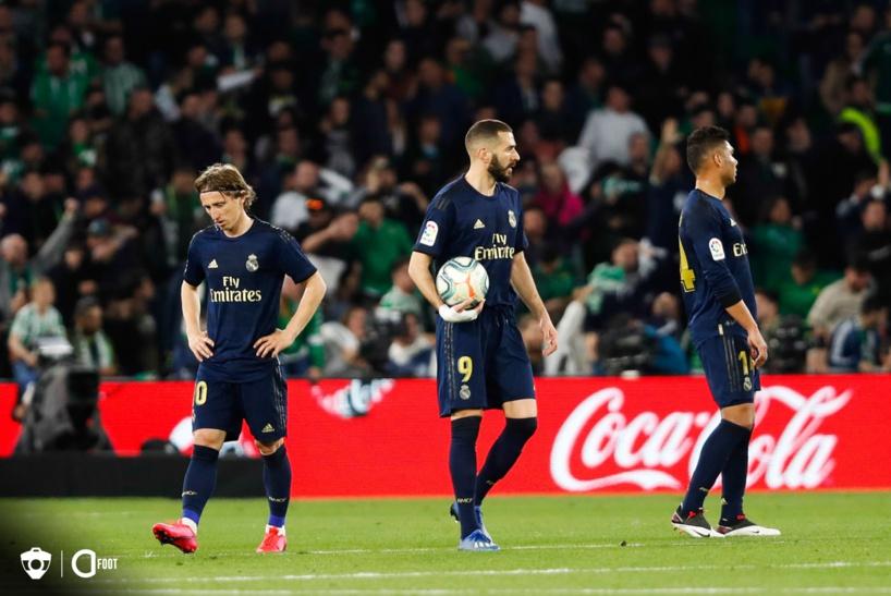 Les joueurs du Real Madrid placés en quarantaine pour 15 jours... La Liga officiellement suspendu