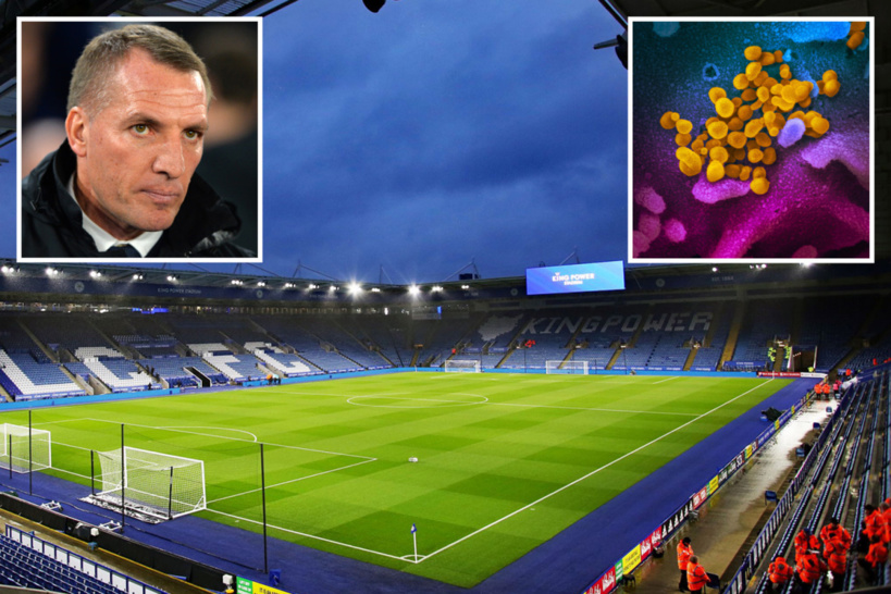 Coronavirus, Leicester : Brendan Rodgers annonce la mise en quarantaine de plusieurs joueurs