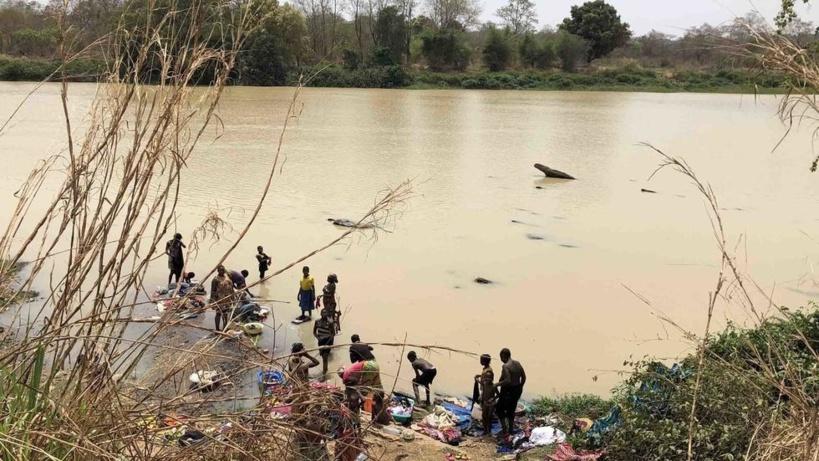 RCA: la qualité de l'eau de l'Ouham trouble les activités de la population